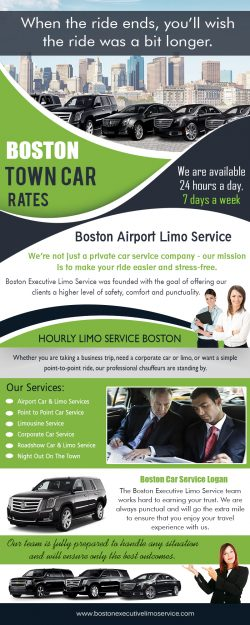 Boston Town Car Rates