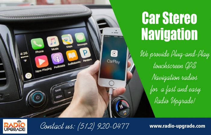 Car Stereo Navigation|https://radio-upgrade.com/