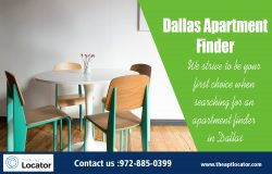 Dallas Apartment Finder | 972 885 0399 | theaptlocator.com