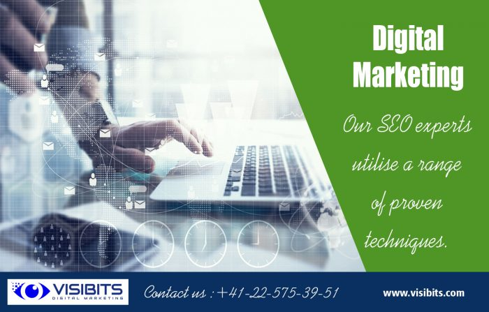 Digital Marketing | Call — 41 22 575 39 51 | visibits.com