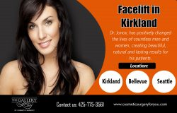 Facelift in Kirkland