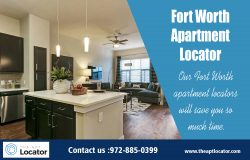 Fort Worth Apartment Locator | 972 885 0399 | theaptlocator.com