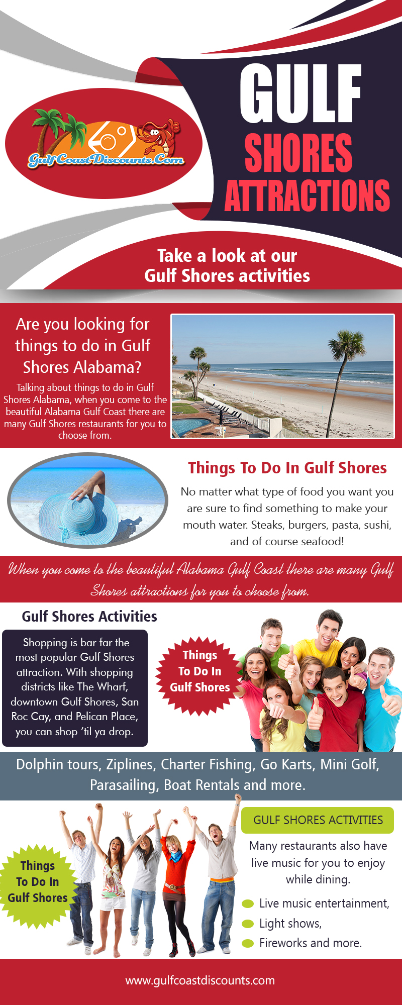 Gulf Shores Attractions