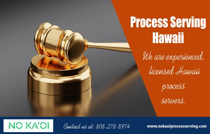 Hawaii Process Serving