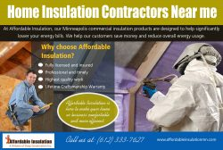 Home Insulation Contractors Near me | 612 333 7627 | affordableinsulationmn.com