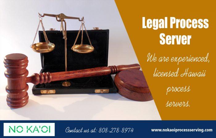 Legal Process Server