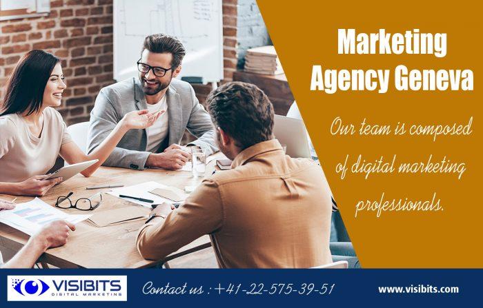 Marketing Agency Geneva | Call — 41 22 575 39 51 | visibits.com