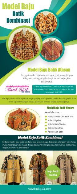 Modelbaju Batik Modern