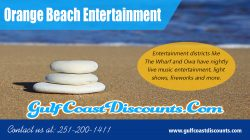 Orange Beach Restaurants