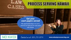 Process Serving Hawaii