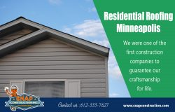 Residential Roofing Minneapolis | snapconstruction.com