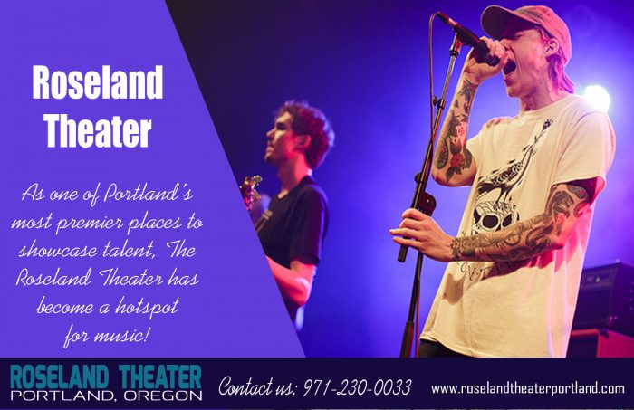 Roseland Theater 1