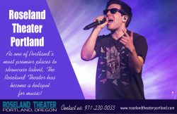 Roseland Theater portland 1