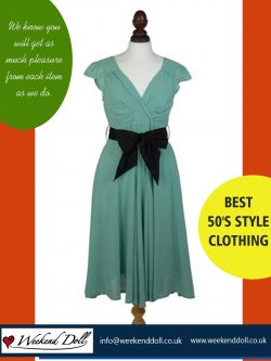 50s inspired dresses | 2036378223 | weekenddoll.co.uk