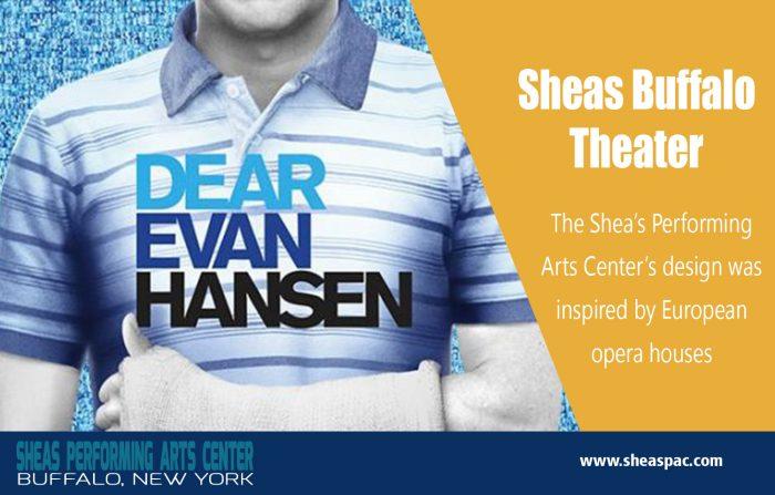 Sheas Buffalo Theater in NY | 7168471410 | sheaspac.com