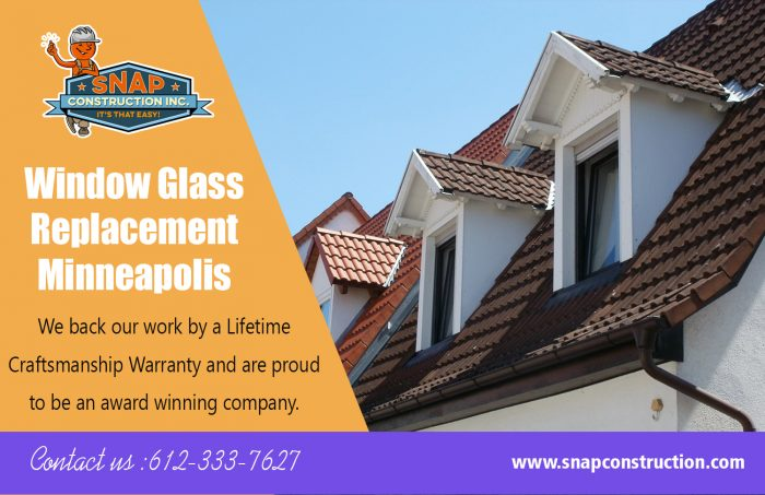 Window Glass Replacement Minneapolis | snapconstruction.com
