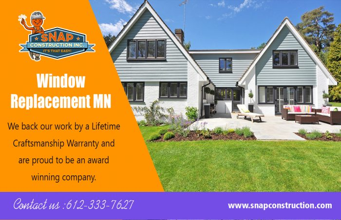 Window Replacement MN | snapconstruction.com