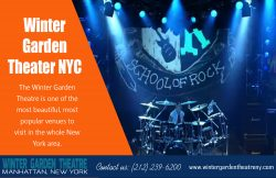 Winter Garden Theater NY