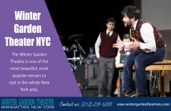 Winter Garden Theater NYC
