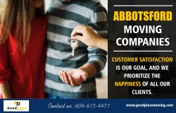 Abbotsford moving companies expert ready to assist you at https://goodplacemoving.com/