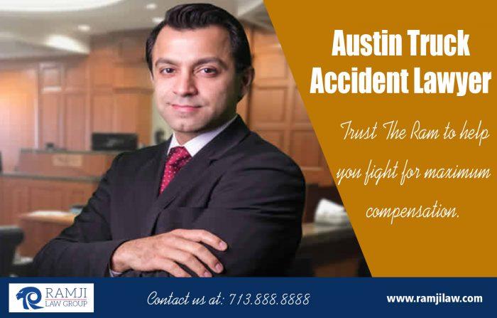 Austin Truck Accident Lawyer|https://www.ramjilaw.com/
