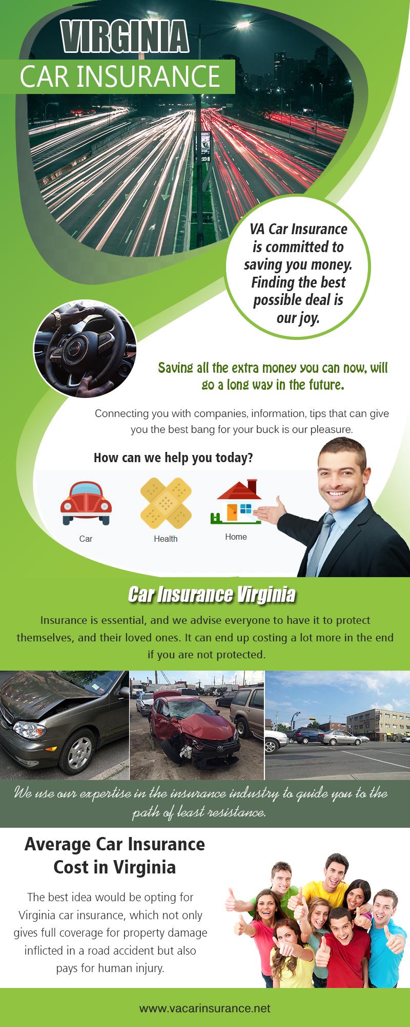 Average Car Insurance Cost In Virginia | vacarinsurance.net
