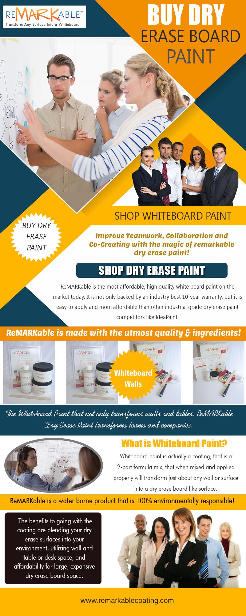 Buy Dry Erase Board Paint
