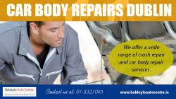 Car Body Repair Dublin