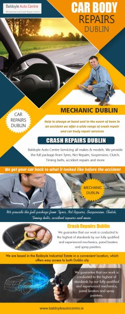 Car Body Repairs Dublin