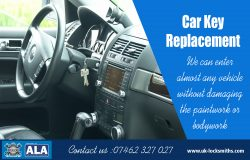 Car Key Replacement | Call – 07462 327 027 | uk-locksmiths.com