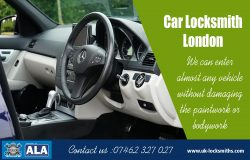Car Locksmith London | Call – 07462 327 027 | uk-locksmiths.com