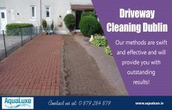 Driveway Cleaning Dublin|https://aqualuxe.ie/
