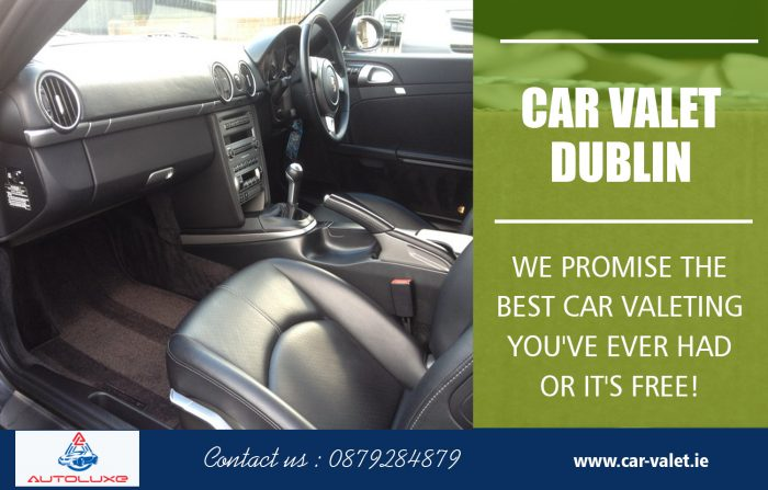 Dublin Car Valet|https://car-valet.ie/
