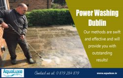 Dublin Power Washing|https://aqualuxe.ie/
