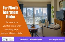 Fort Worth Apartment Finder