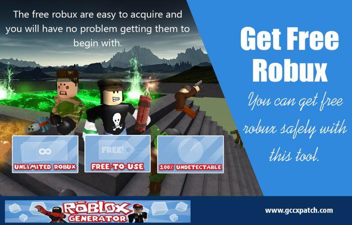 Get Free Robux