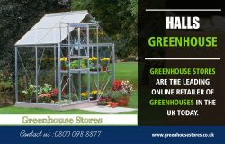 Halls Greenhouse | 800 098 8877 | greenhousestores.co.uk