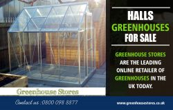 Halls Greenhouses for Sale | 800 098 8877 | greenhousestores.co.uk