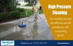 High Pressure Cleaning|https://aqualuxe.ie/