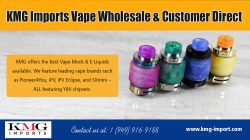 KMG Imports Vape Wholesale N Customer Direct|https://kmg-import.com/