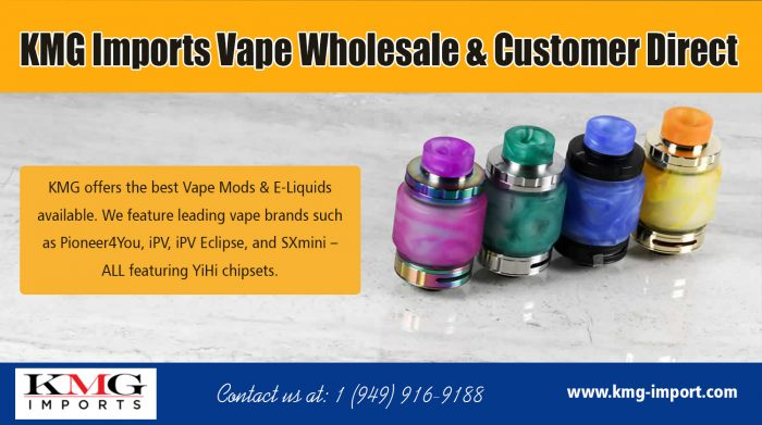 KMG Imports Vape Wholesale N Customer Direct|https://kmg-import.com/