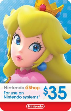 FREE NINTENDO ESHOP CARDS – BRINGING FACT TO YOUR FEET
