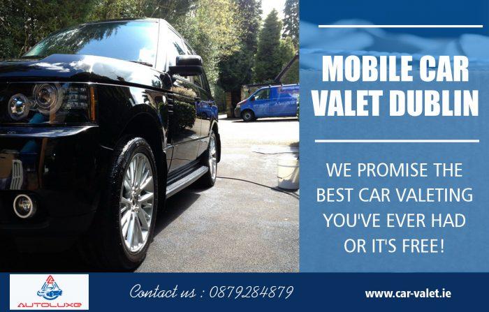 Mobile Car Valet Dublin|https://car-valet.ie/