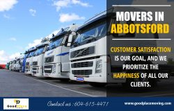 Locate dependable removals service when Hire Abbotsford moving company expert at https://goodpla ...