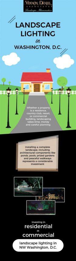 Vernon Daniel Associates – The Best Landscape Lighting Provider in Washington, D.C