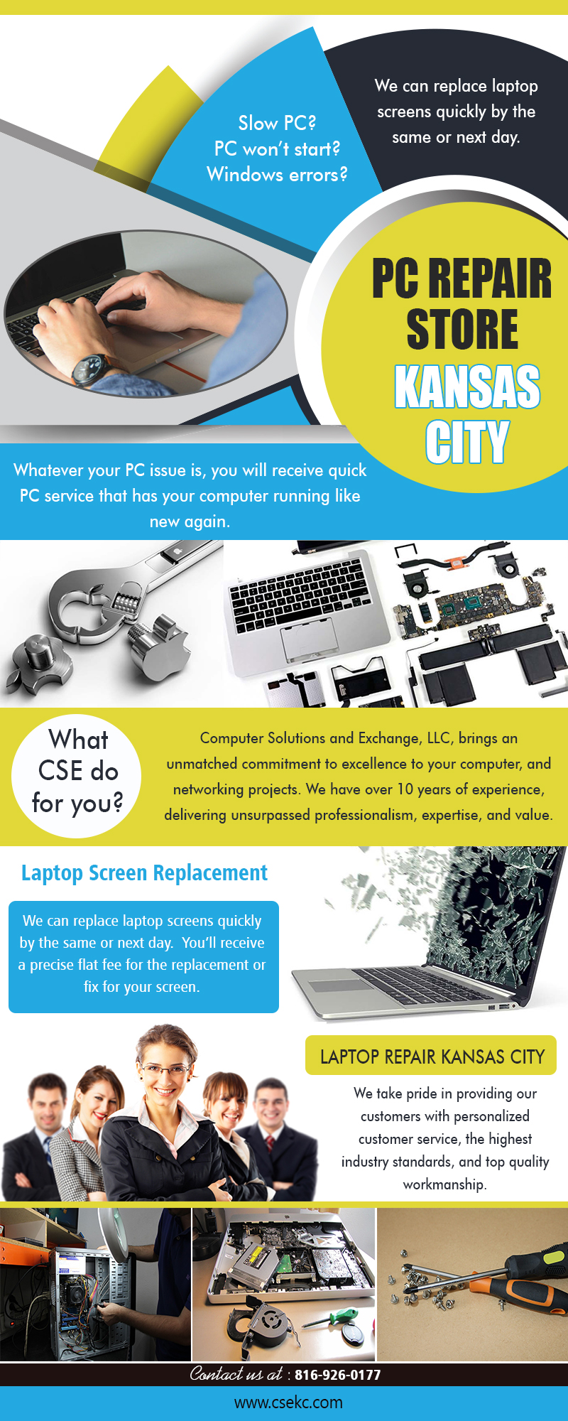 PC Repair Store Kansas City