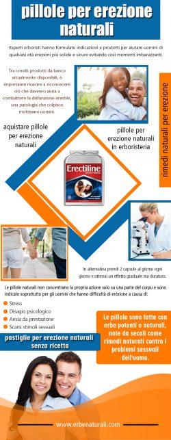Pillole per erezione naturali | www.erbenaturali.com