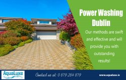 Power Washing Dublin|https://aqualuxe.ie/