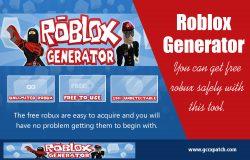 Roblox Generator-