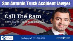San Antonio Truck Accident Lawyer|https://www.ramjilaw.com/